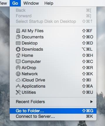 Library-OSX-Go-Folder