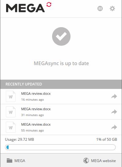 MEGA-MEGASync