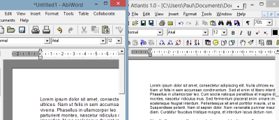 Two Free Alternatives to Microsoft Word