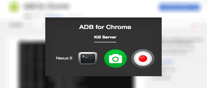 Easily Send ADB Commands to Your Android Device From Chrome