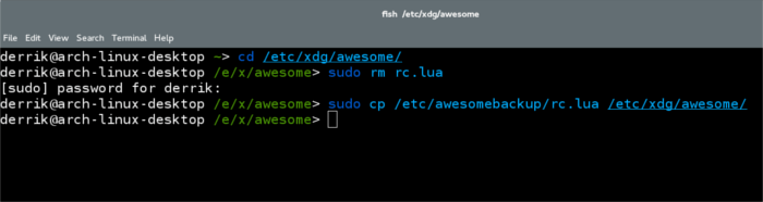 awesome-wm-restore-backed-up-rc-lua-file