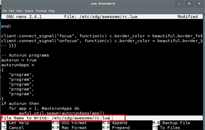 awesome-wm-save-modification-to-rc-lua-file