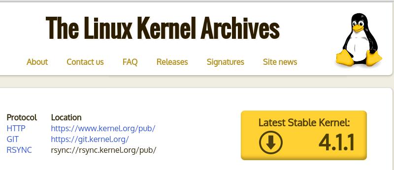 How to Upgrade to Linux Kernel 4.1.1 on Ubuntu / Elementary OS
