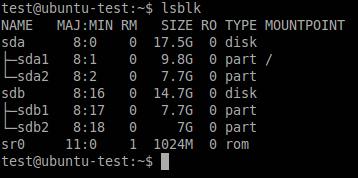 linux-raid-lsblk
