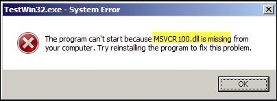 msvcr100dll-missing-error-dialog-box
