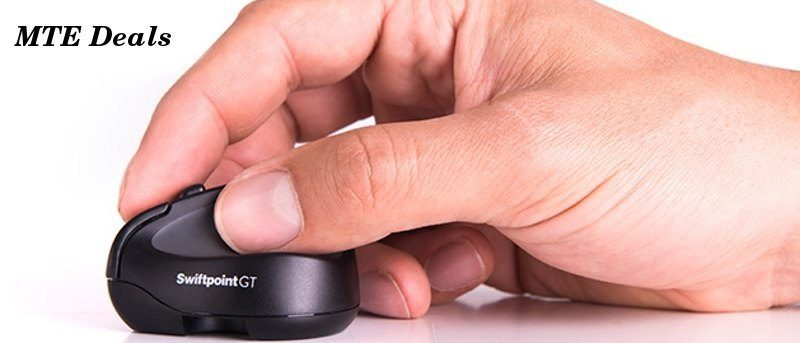MTE Deals: Swiftpoint GT Gesture-Enabled Mouse