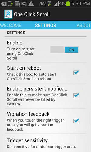 oneclickscroll-settings