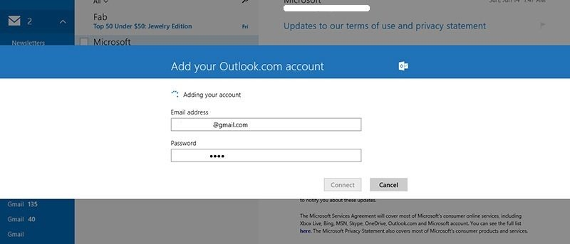 How to Set Up Windows 8 Mail App to Use POP Mail
