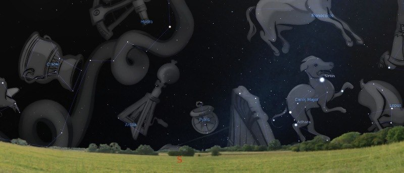 Stellarium – A Personal Planetarium for Your PC [Linux]