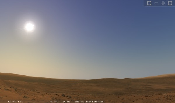 stellarium-mars-view