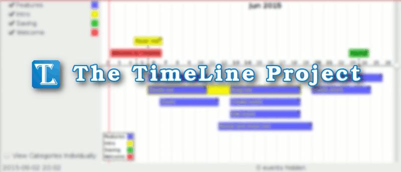 TimeLine: a Python-Based Timeline Creator for Linux