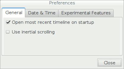timeline-preferences