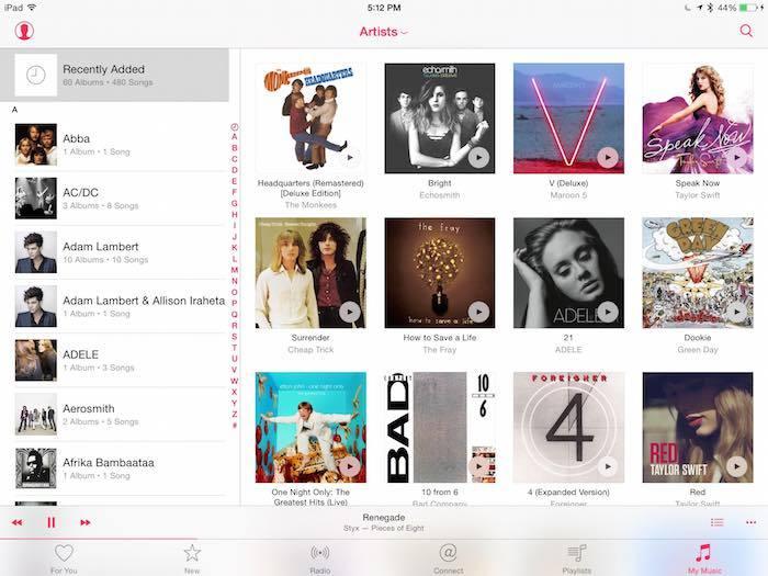 Apple-Music-My-Music