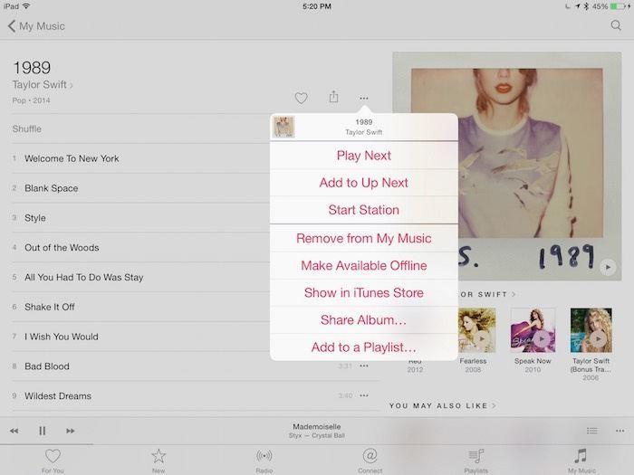Apple-Music-Popup
