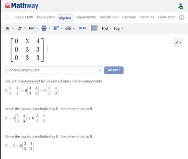 how to get mathway steps for free