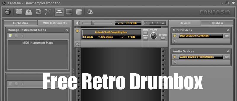 Make Music with Open Source Audio Sampler Linuxsampler