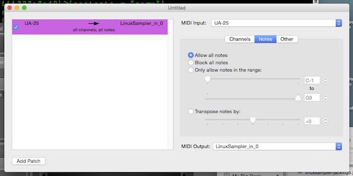 linuxsampler-midipatchbay
