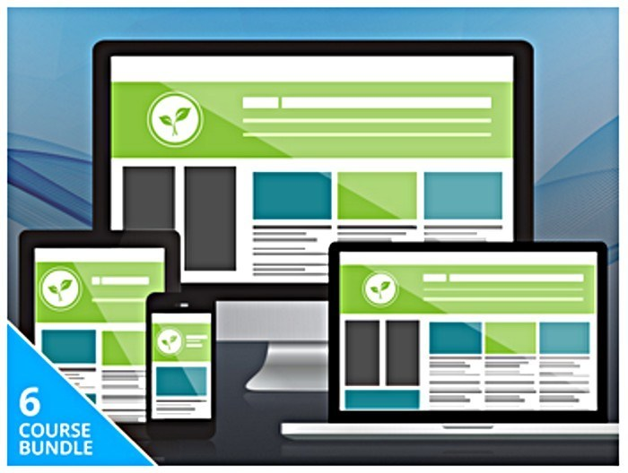 Rapid Responsive Web Development Bundle