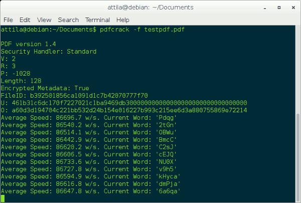 pdfcrack-run