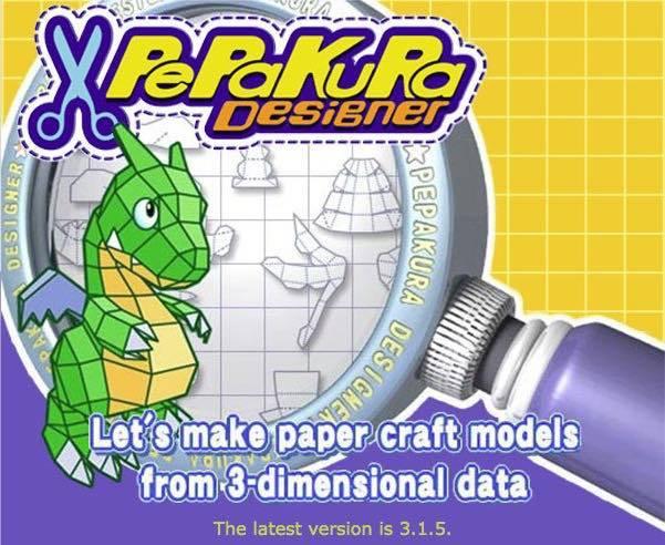 Running Pepakura Designer on a Mac to Make Papercraft
