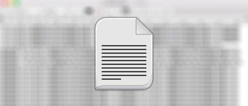 Set Plain Text the Default Text Mode in TextEdit on Your Mac