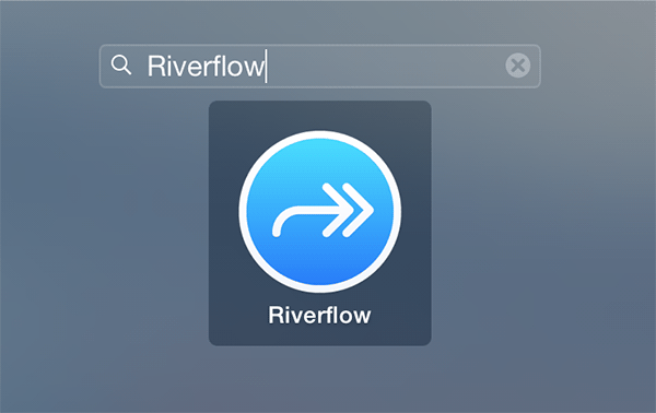 riverflow-launch