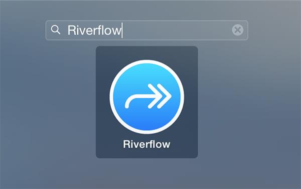 riverflow-launch