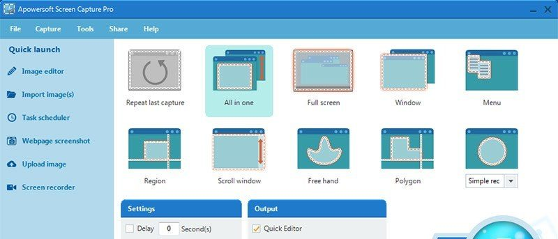 Apowersoft Screen Capture Pro Review and Giveaway