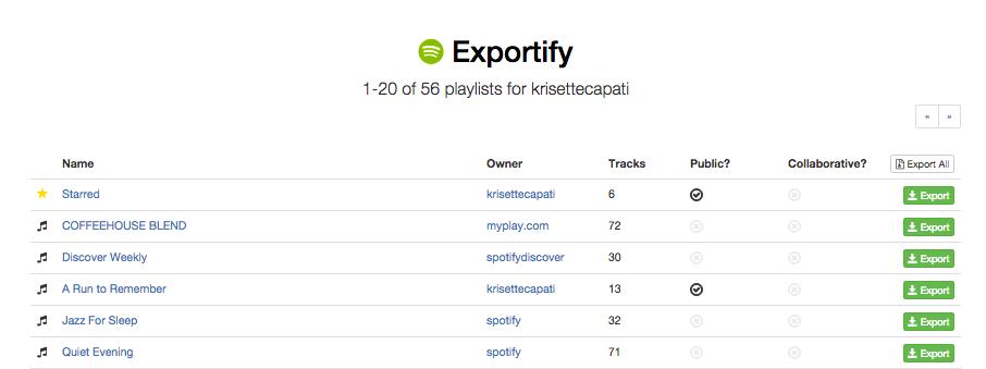 spotifytoapplemusic-exportall