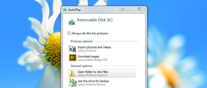 How to Stop Windows From Remembering AutoPlay Choice