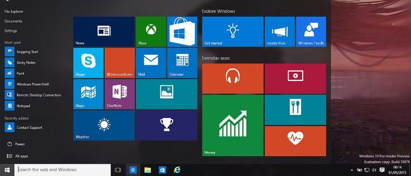 Have You Tried the New Windows 10?