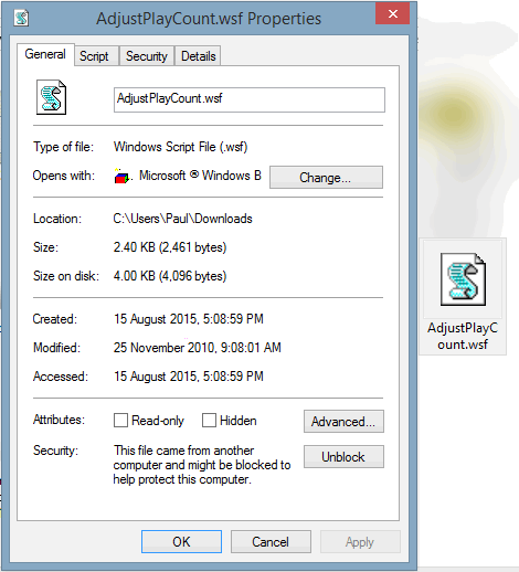 PCou-Script-Details