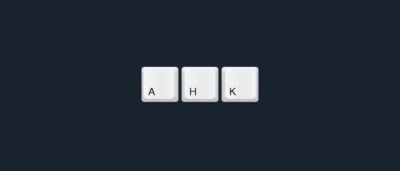 Ahk drop script