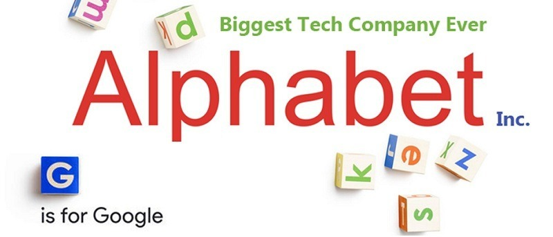 What Is Google Alphabet?
