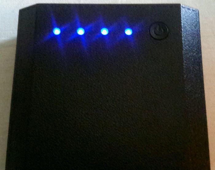 Avantek External Battery - LED Indicators