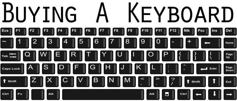 Buying a Keyboard: For Work, Play, and Everything in Between