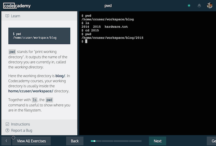 command-line-codecademy-2