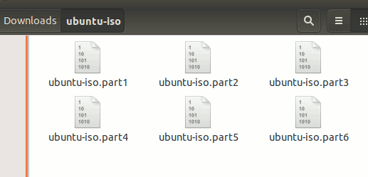 curl-download-split-files