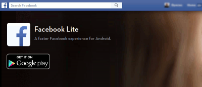 Use Facebook Lite on Android Devices to Save Data Usage and Battery Life