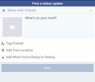 facebook-lite-post-status