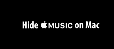 How to Hide Apple Music in iTunes on Your Mac