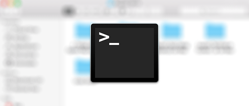 Launch Terminal in the Current Folder Location on Your Mac