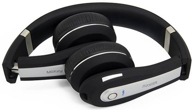 MiiKey Rhythm Pro Bluetooth On-Ear Headphones