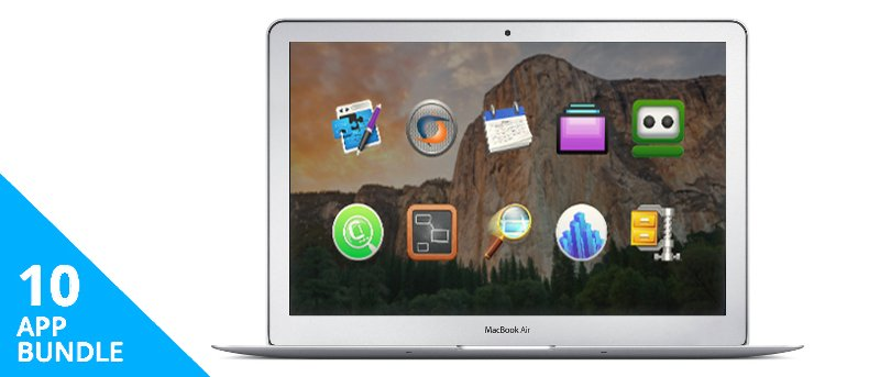 MTE Deals: Pay What You Want – Mac Power User Bundle