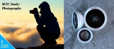 MTE Deals: Photography Course Bundles and Accessories