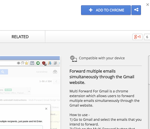 multiforwardgmail-addtochrome