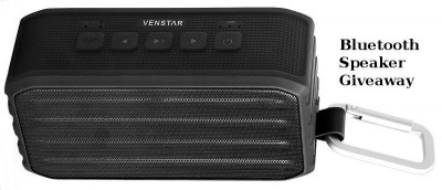 Venstar Waterproof Mini Handheld Bluetooth Speaker Review