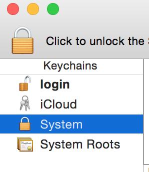 wifikeychain-system