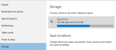 How to Free Up Space on Your Hard Drive in Windows 10