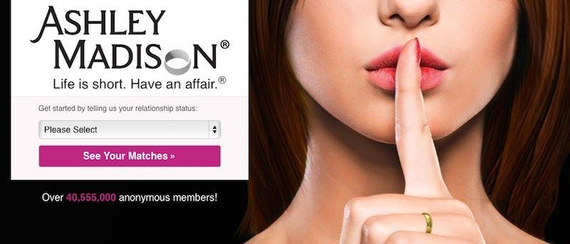 Does the Hacking of Ashley Madison Make You Less Likely to Share Intimate Information Online?